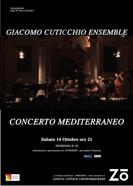 The Giacomo Cuticchio Ensemble